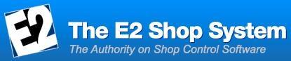 E2 Shoptech System logo